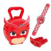 【PJ Masks 睡衣小英雄】貓頭鷹女變裝組╭★ JOYBUS玩具百貨