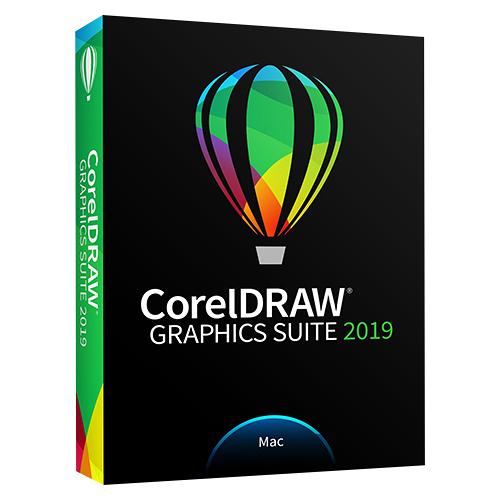 CorelDRAW Graphics Suite 2019 For Mac 圖形設計軟體