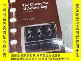 二手書博民逛書店The罕見Discourse Of AdvertisingY179641 Guy Routledge ISBN