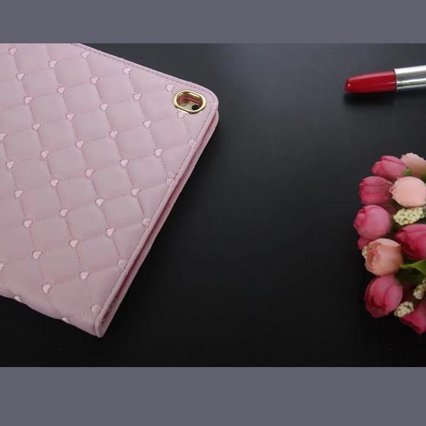 蘋果 iPad Mini4 Mini3 平板皮套 平板套 平板保護套 支架皮套 淑女 蝴蝶??心