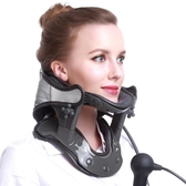 充氣式頸椎牽引器家用拉伸頭部脖子頸托成人頸部疼痛護頸 NMS 叮噹百貨
