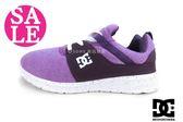 DC女款 HEATHROW WOMENS 運動鞋 休閒滑板鞋 H9458#紫色◆OSOME奧森鞋業 零碼出清