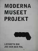 【書寶二手書T5/原文書_G6K】Moderna museet projekt_Moderna museet (Stoc