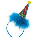華麗髮箍1入-球球派對帽