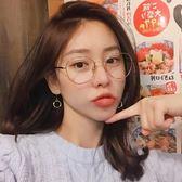圓形耳墜女氣質韓國簡約百搭無耳洞螺旋耳夾個性耳環純銀耳釘耳飾 時尚潮流