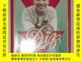 二手書博民逛書店英文原版罕見Diz: The Story of Dizzy De