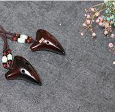 (百貨週年慶)陶笛迷你小陶笛6孔初學者六孔學生復古風超高音SF調兒童民族樂器