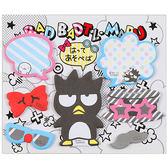 《Sanrio》酷企鵝變裝派對系列趣味變裝自黏便箋★funbox生活用品★_503614N