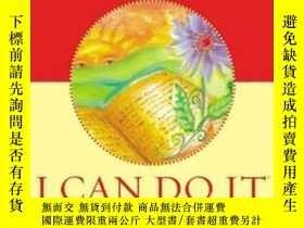 二手書博民逛書店I罕見Can Do It: How to Use Affirma