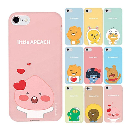 KAKAO FRIENDS 小孩版 手機殼│軟殼│iPhone 7 8 Plus SE 2020 X XS MAX XR 11 Pro│z8200