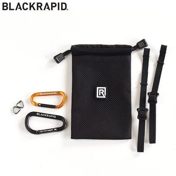 又敗家(開年)美國Blackrapid防摔繩TETHER相機保護繩組KIT含安全環安全繫繩3角環適Black快槍俠背帶Rapid