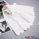 內搭襯裙 打底神器超仙鏤空花邊單層純棉內搭半身裙透氣安全內襯裙防靜電薄寶貝計畫 上新