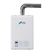 [家事達]  H-1690 豪山牌  數位恆溫 強制排氣型熱水器-16L 特價
