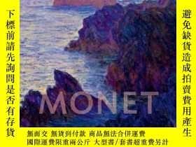 二手書博民逛書店英文原版罕見莫奈:反射和陰影 Monet: Reflection and Shadows 藝術圖書Y30215