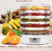 乾果機定時食物脫水風乾機水果蔬菜寵物肉類食品烘乾機DC787【VIKI菈菈】