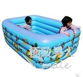 大型家庭幼兒童充氣遊泳池xx3478【極致男人】