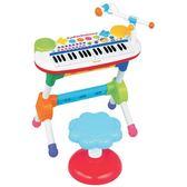 《 日本 Toyroyal 》多功能學習電子琴╭★ JOYBUS玩具百貨