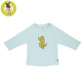 德國Lassig-嬰幼兒抗UV長袖泳裝上衣-仙人掌