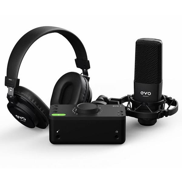 唐尼樂器︵公司貨免運 Audient EVO Start Recording Pack 錄音介面套組 含錄音軟體