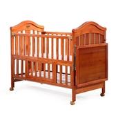 限定款嬰兒床遊戲床實木多功能寶寶床環保bb新生兒童床游戲搖籃床
