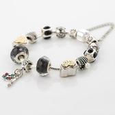 串珠手鍊-水晶飾品古典低調生日情人節禮物女配件73bf115【時尚巴黎】