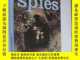 二手書博民逛書店Spies罕見(Whitbread novel of the Y