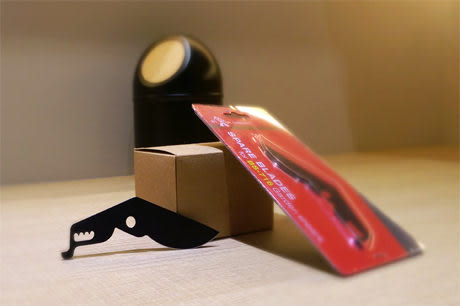 園藝剪刀/修枝/庭院/星樣式剪刀坊/手動免用工具替換用刀片(NS-星之樣用)