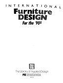 二手書博民逛書店 《International Furniture Design for the 90s》 R2Y ISBN:0866361367│Pbc International