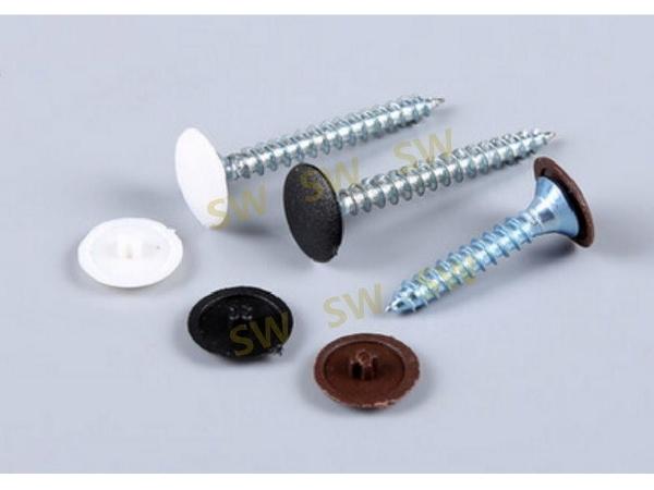 HB001 十字自攻螺絲帽蓋(11.5*3.2mm)十字螺絲蓋 塑膠蓋 防塵蓋孔蓋孔塞 塑膠封口
