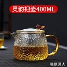 玻璃茶壺單壺功夫泡茶壺煮茶家用耐高溫過濾花茶壺小紅茶茶具套裝 LJ8922【極致男人】