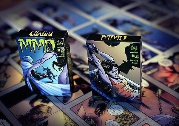 【USPCC撲克】撲克牌MMD #4- Magicians Must Die 魔術師必死