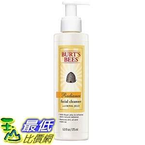 [美國直購] Burt s Bees Radiance Facial Cleanser with Royal Jelly, 6 Fluid Ounce B0027TUK7A 潔面乳