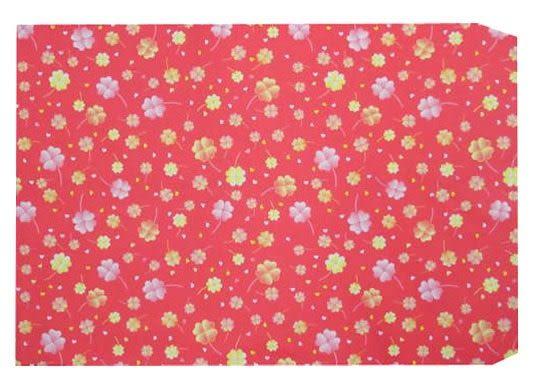 成昌 1 號4K幸運草圖案貼心禮物袋(款式隨機出貨)-10張/ 束