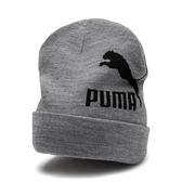 Puma Select Archive 毛帽 灰 毛球毛帽 男 女 字母 毛帽 保暖 聖誕禮物 02179402