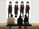畢業花童/兒童夏季西服/西裝背心.短褲.領帶.領結.襯衫.五件西裝