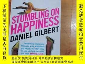 二手書博民逛書店Stumbling罕見on HappinessY196934 Daniel Gilbert 著 HarperC