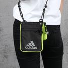 L- adidas ORIGINALS 肩背包 隨身包 小包 二合一 可分開 男女款 拉鍊袋 FM6854