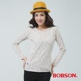 BOBSON 豹紋圖案上衣 (34076-73)