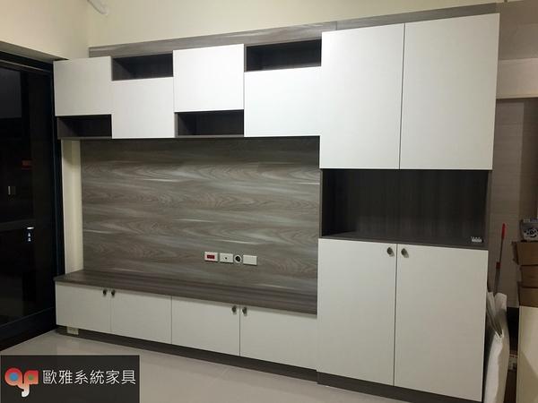 【歐雅系統家具】電視櫃 原價88356特價61849