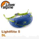 【 LOWE ALPINE 英國 Lightflite 5 極輕量運動腰包《天堂藍》5L】FAD-36/隨身包/臀包/側背包/跑步