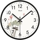 掛鐘鐘錶掛鐘客廳靜音家用北歐現代簡約時尚大氣創意掛表時鐘石英鐘(聖誕新品)