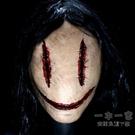 萬聖節面具 恐怖女鬼面具密室逃脫鬼屋劇本殺嚇人日本泰國恐怖道具NPC萬圣節