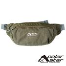 【PolarStar】多功能腰包『綠』P20810 露營.戶外.旅遊.自助旅行.多隔間.腰包.休閒包.側背包