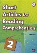 二手書博民逛書店 《Short Articles for Reading Comprehension》 R2Y ISBN:9781599661643
