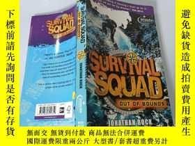 二手書博民逛書店Survival罕見Squad out of Bounds:救生隊出界Y200392