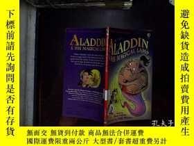 二手書博民逛書店Aladdin罕見and His Magical Lamp (