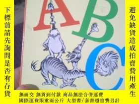 二手書博民逛書店Dr.罕見Seuss s ABC: An Amazing Alp