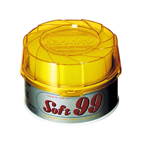 SOFT99 軟蠟(280g)