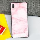 [I4332 軟殼] SONY Xperia L3 I4312 手機殼 保護套 外殼 粉色大理石
