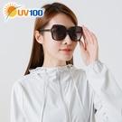 UV100 防曬 抗UV Polarized太陽眼鏡-簡約視角